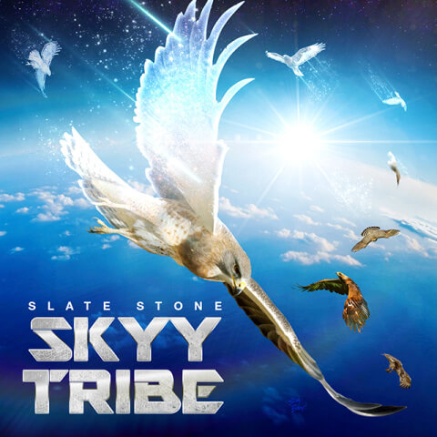 Skyy Tribe Single Artwork for SlateStoneMusic