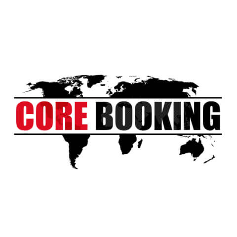 Core Booking Logo by Slim, Baby!